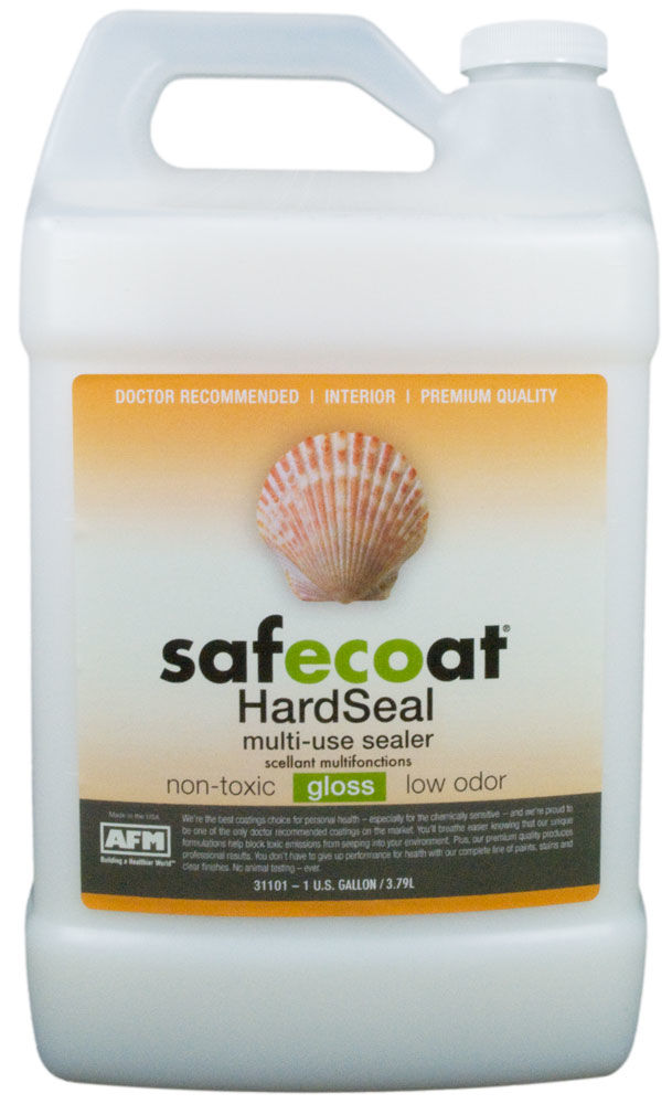 Afm Safecoat Hard Seal Non Toxic Odor Blocking Sealer