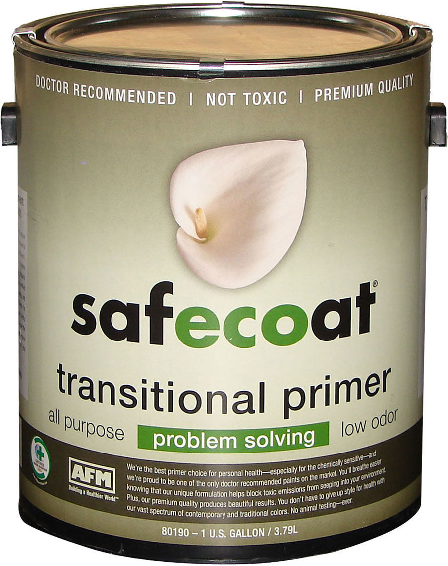 Afm Safecoat Transitional Primer Non Toxic Ultra Low