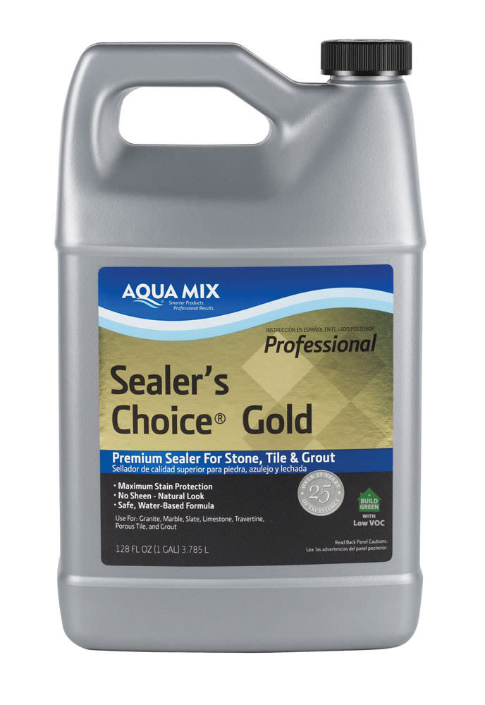 Aqua Mix Sealers Choice Gold Non Toxic Long Lasting