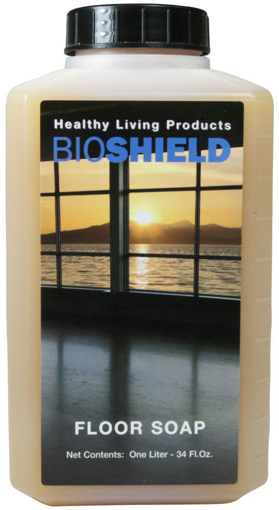Bioshield Floor Soap Non Toxic All Natural Floor Cleaner