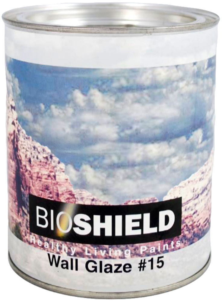 Bioshield Wall Glaze Non Toxic Surface Glazing And