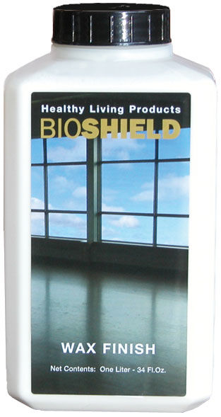 Bioshield Wax Finish Non Toxic Enhancement And