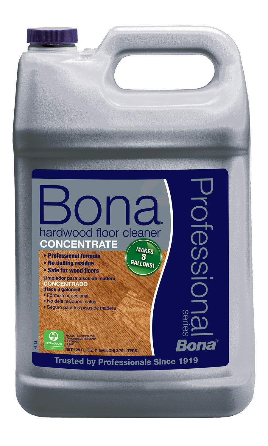 Bona pro series hardwood floor cleaner concentrate for Wood floor cleaner bona