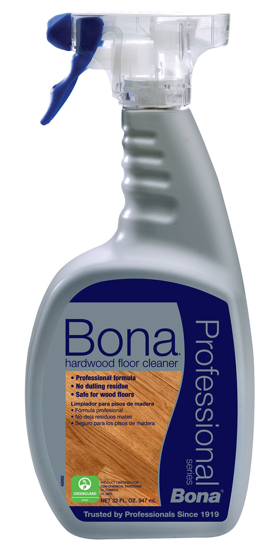 Bona Pro Series Hardwood Floor Cleaner Ready To Use