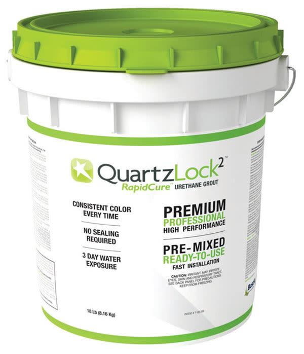 Bostik Quartzlock2 Rapidcure Urethane Grout Non Toxic