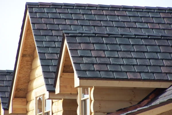 Brava Old World Slate Roof Tiles Eco Friendly Durable