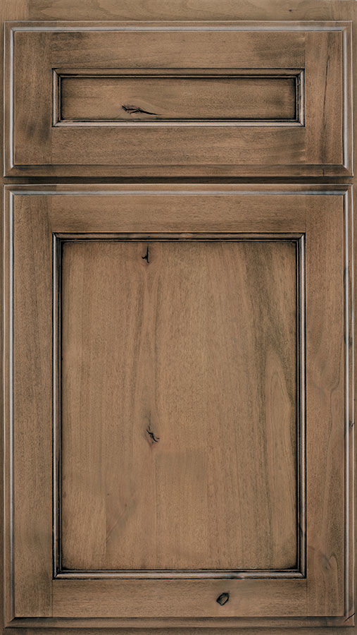 Crystal Cabinets Door Style French Villa Square