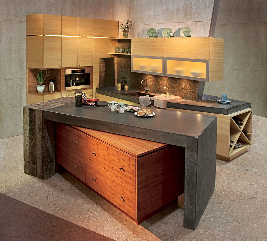 Crystal Kitchen Cabinets: Crystal Cabinets, Framed And Frameless