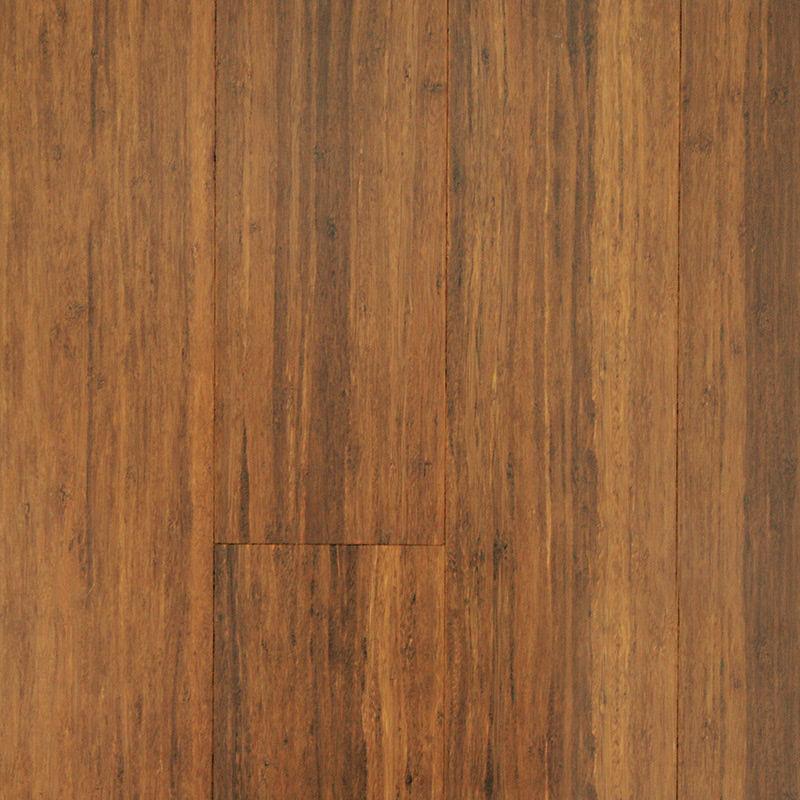 Ecofusion Drop Amp Lock Strand Bamboo Flooring Rye
