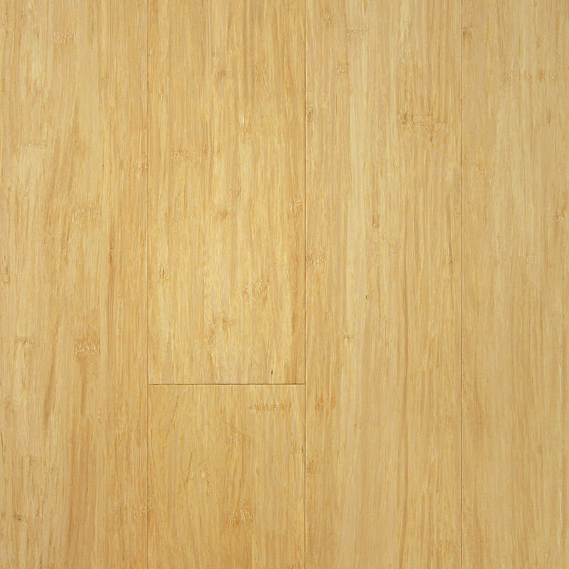 Ecofusion Solid Strand Bamboo Flooring Natural 14mm