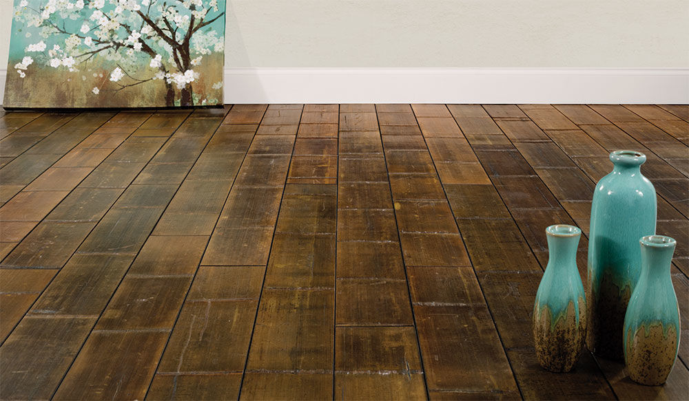 Ecotimber Ecosolid Forest Bamboo Flooring