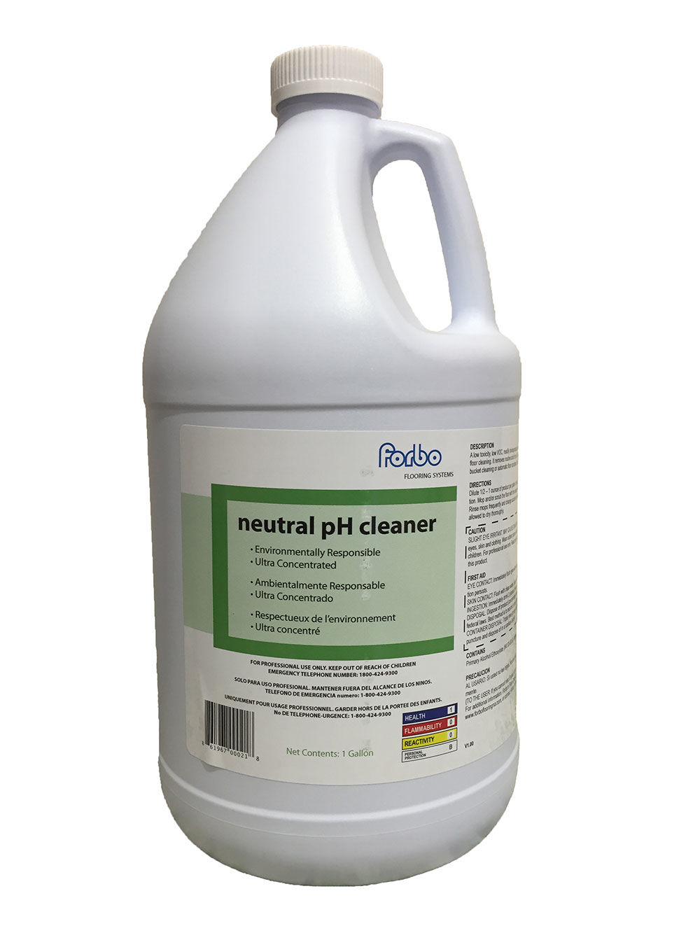 Forbo Marmoleum Neutral Ph Cleaner Eco Friendly Non