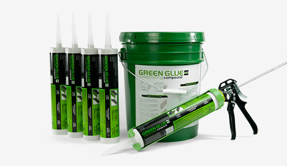 Green Glue Noiseproofing Compound Diy Affordable