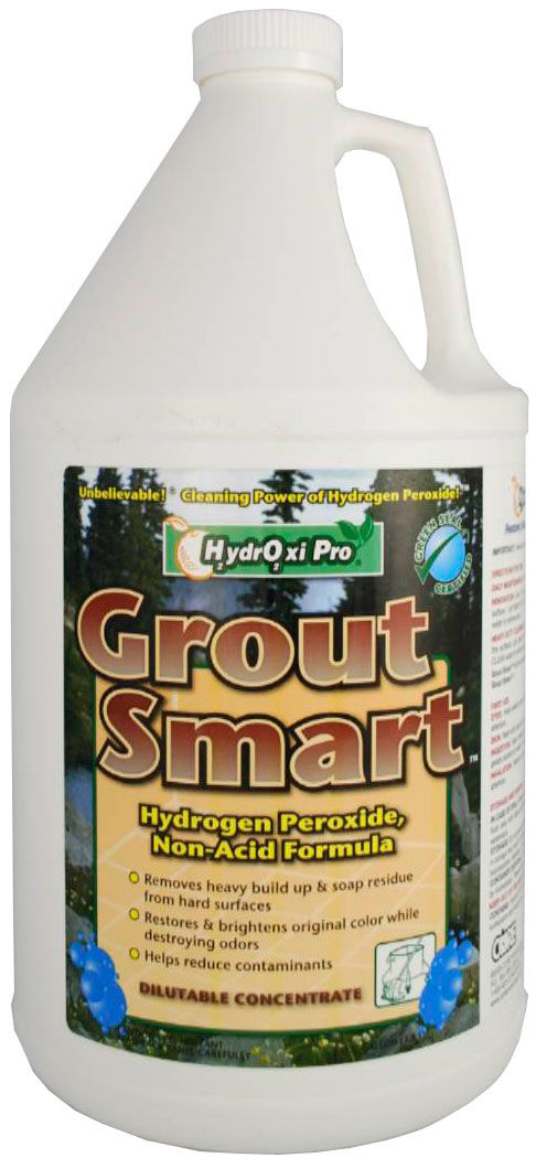 Hydroxi Pro Grout Smart Cleaner Non Toxic Hydrogen