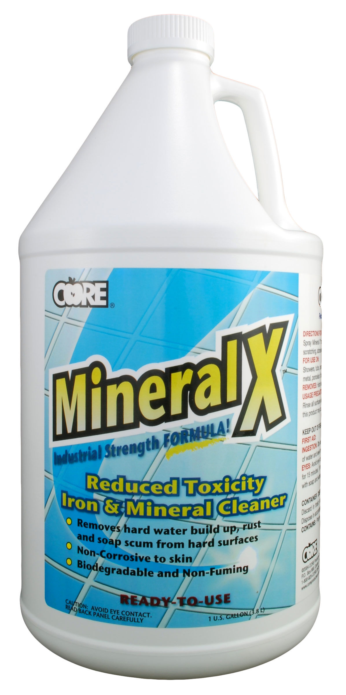 Hydroxi Pro Mineral X Iron And Mineral Cleaner Non