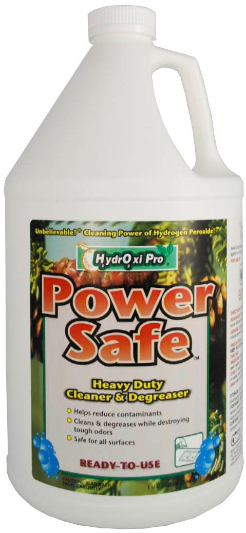 Hydroxi Pro Power Safe Non Toxic Heavy Duty Cleaner And