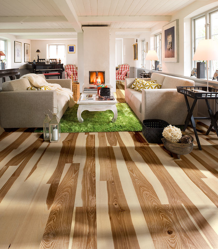 engineered oak realwoodflooring kahrs wood unico floor flooring unicooakroom engineeredwoodflooring