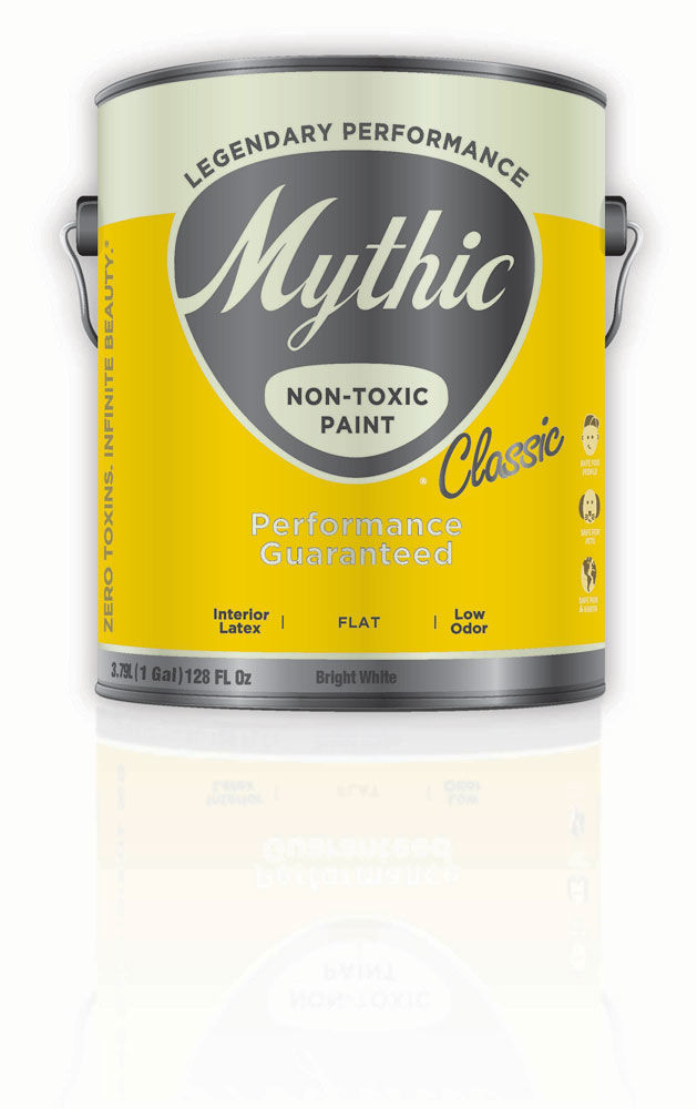 Mythic Classic Paint Non Toxic Low Odor Affordable