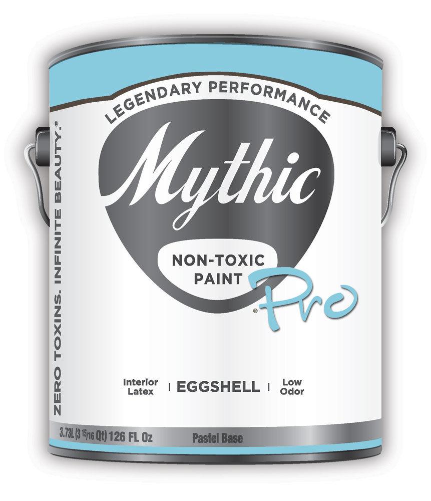 Mythic Pro Paint Non Toxic Low Odor Sprayable