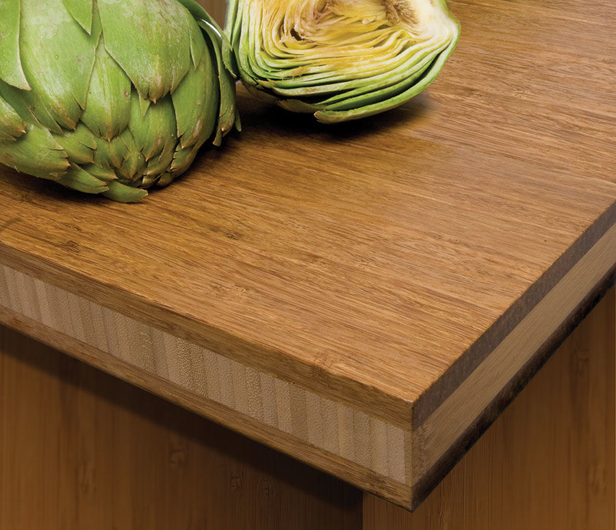 Perfect Teragren Bamboo Countertop - Highest-Quality, Non-Toxic, Eco  RF65