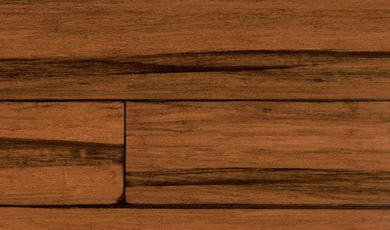 Us Handscraped Antique Black Solid Lock Bamboo Flooring