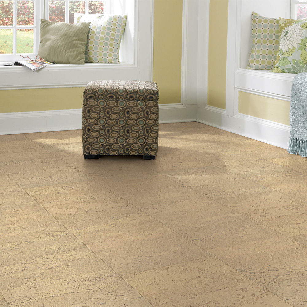 Us Floors Natural Cork Wide Tiles Eco Friendly Non Toxic Durable Healthy Green Building Supply