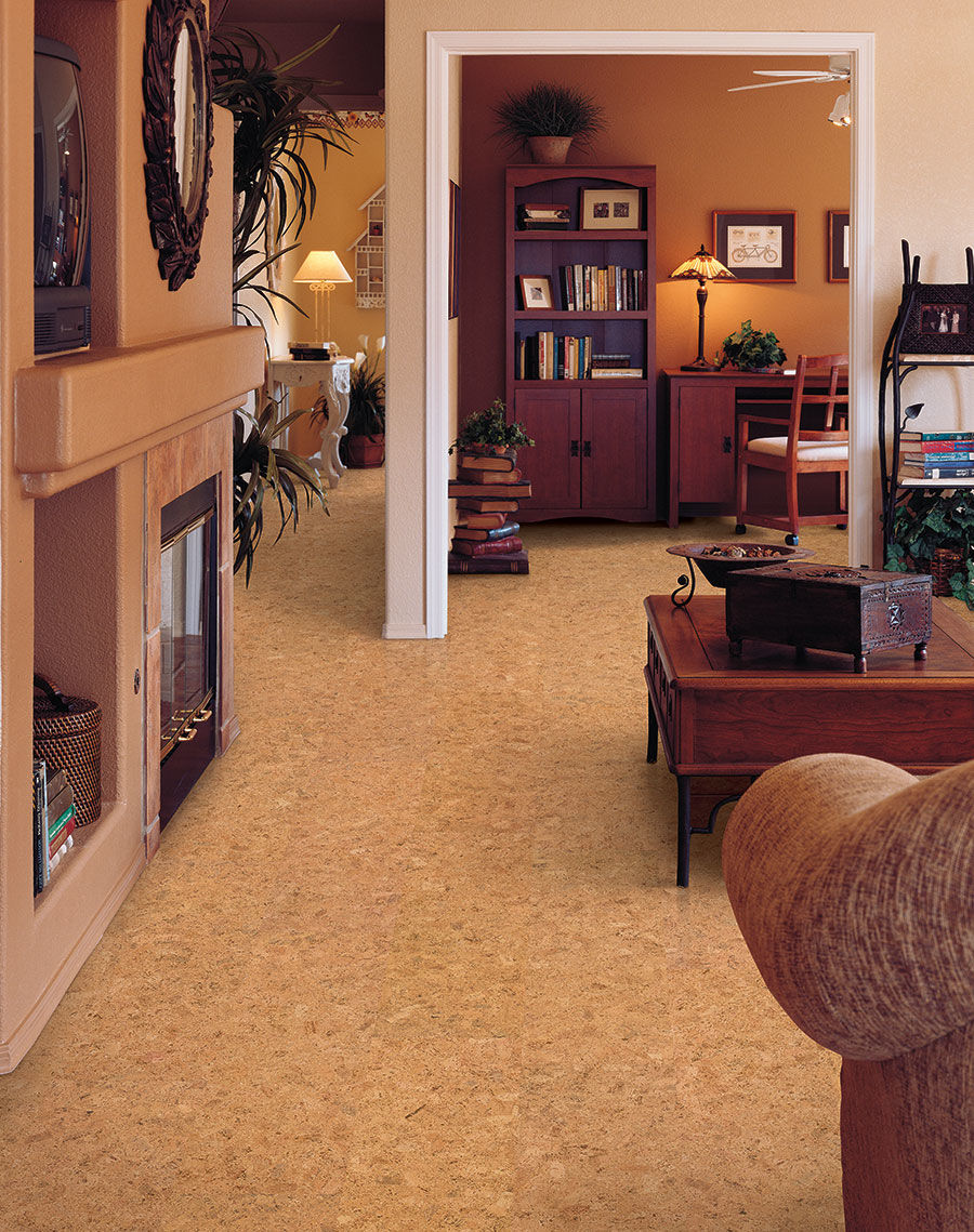 US Floors, Natural Cork Traditional Cork Plank   Eco Friendly, Non Toxic,  Durable, Healthy   Green Building Supply
