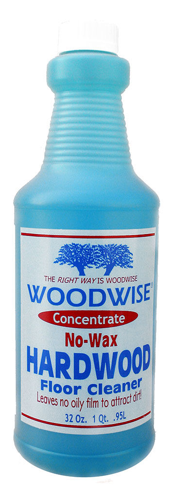 Ecofriendly hardwood floor cleaner