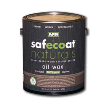 Afm Safecoat Naturals Oil Wax Finish Non Toxic Natural