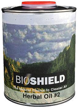 Bioshield Herbal Oil Non Toxic Primer And Sealer For