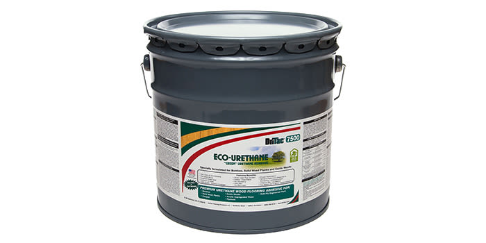 Dritac 7500 Eco Urethane Non Toxic Solvent Free