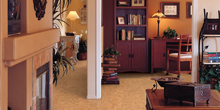 Us Floors Natural Cork Traditional Cork Plank Eco Friendly Non Toxic Durable Healthy