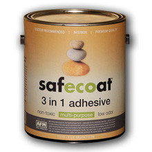 AFM SafeCoat, 3-in-1 Adhesive