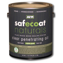 Naturals Clear Penetrating Oil