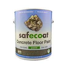 AFM SafeCoat, Concrete Floor Paint