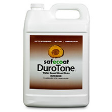 AFM Safecoat, DuroTone, Clear, Sample