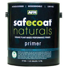 AFM SafeCoat, Naturals Performance Primer