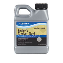 Sealer's Choice Gold, Rapid Cure Formula