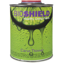 Bioshield, Citrus Thinner