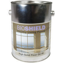 Bioshield, High Solid Floor Oil