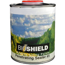 Bioshield, Penetrating Oil Sealer