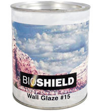 Bioshield, Wall Glaze