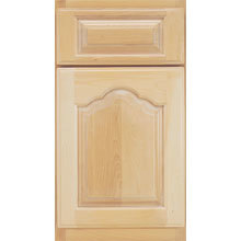 Crystal Cabinets Door Style, Country French Arched