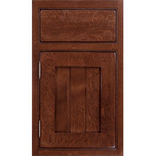 Crystal Cabinets Door Style, Craftsman Inset