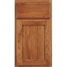 Crystal Cabinets Door Style, Early American