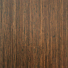 EcoFusion ColorFusion Engineered Strand Sustainable Bamboo Flooring, Crushed Wheat