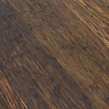 EcoFusion ColorFusion Engineered Strand Sustainable Bamboo Flooring, True Walnut