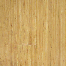 EcoFusion Engineered Drop and Lock Strand Sustainable Bamboo Flooring, Honey