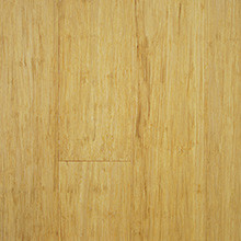 EcoFusion Engineered Strand Sustainable Bamboo Flooring, Natural