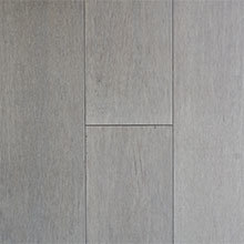 EcoFusion Solid Drop and Lock Strand Sustainable Bamboo Flooring, Pewter